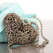 Heart Necklace — Stock Photo #43685905