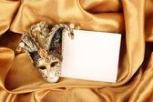カーニバル マスク — ストック写真