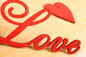 Background for Valentine's Day — Stock Photo