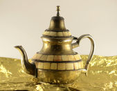 East teapot — Stockfoto