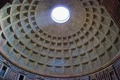 Pantheon dome in Rome, Italy — Stock Photo