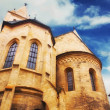 Stock Photo: St. George's Basilica, Prague castle, Czech Republic