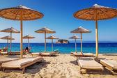 希腊斯基亚索斯,岛屿海滩 — 图库照片
