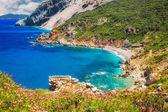 Kastro beach, Skiathos island, Greece — Stock Photo