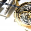 Stock Photo: Old Watches