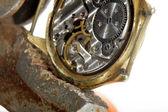旧手表 — 图库照片