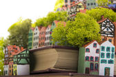Buildings&Books — Stock Photo