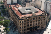The post office building in sao paulo. — Stock Photo