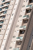 Modern residential building detail — Foto de Stock