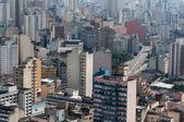 Paesaggio urbano sao paulo — Foto Stock