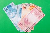 Braziliaanse geld — Stockfoto