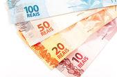 Brezilya para — Stok fotoğraf