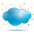 Cloud computing — Stock Vector #26735817