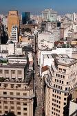 Sao paulo city — Stock Photo