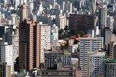 архитектура фон города сан-паулу — Стоковое фото