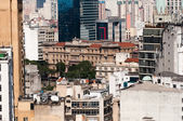 Architecture background city sao paulo — Photo