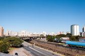 Sao paulo stad — Stockfoto