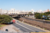 Ciudad de sao paulo — Foto de Stock