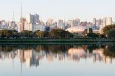 Ibirapuera Park - Sao Paulo — Stock Photo