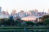 Ibirapuera Park - Sao Paulo — Zdjęcie stockowe