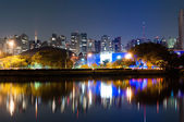 Ibirapuera Park - Sao Paulo — Stock Photo