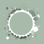 абстрактный гранж всплеск концепция — Cтоковый вектор