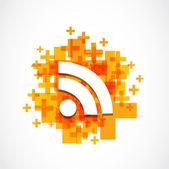 Positive wifi internet — Stock Vector