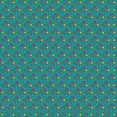 Retro Pattern Background — Stock Vector