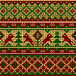 Royalty-Free Stock ベクターイメージ: Set of Old Russian ornaments.