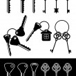 Different keys. — Stock Vector #14072342