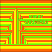 Merry Christmas. — Stock Vector