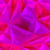 Abstrato de triângulos — Vetorial Stock