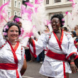 Notting Hill Carnival - Stock Photo