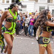 Notting Hill Carnival — Stock Photo