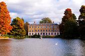 Autumn at Kew Gardens — Stock Photo