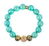 Bracelet jewellery — Stock Photo
