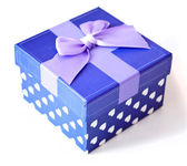 Gift box — Stock Photo