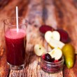 Healthy juice - Foto Stock