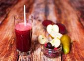 Healthy juice — Stock Photo