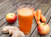 Healthy juice — Stock Photo