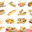 Variety of bread — Stock Photo #21269273