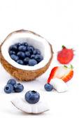 Healthy fruits — Stock Photo