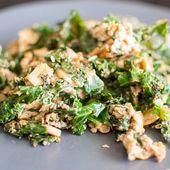 Kale eggs — Foto de Stock