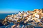 Santorini grécia — Fotografia Stock