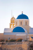 Santorini grecia — Foto de Stock