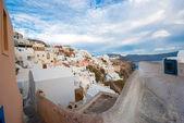 Santorini řecko — Stock fotografie
