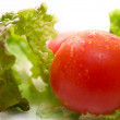 Tomatoes closeup — Stock Photo