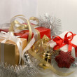 Christmas gifts — Stock Photo #15723141