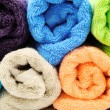 Cotton towels — Stock Photo #13540324