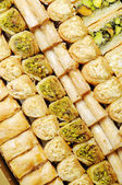 Lebanese sweets — Stock Photo